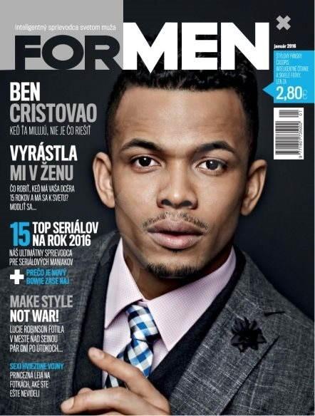 ForMen SK - 01/2016 - Elektronický časopis