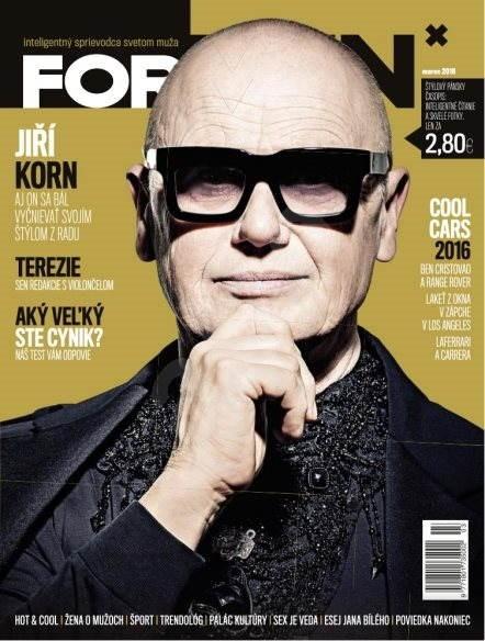 ForMen SK - 03/2016 - Elektronický časopis