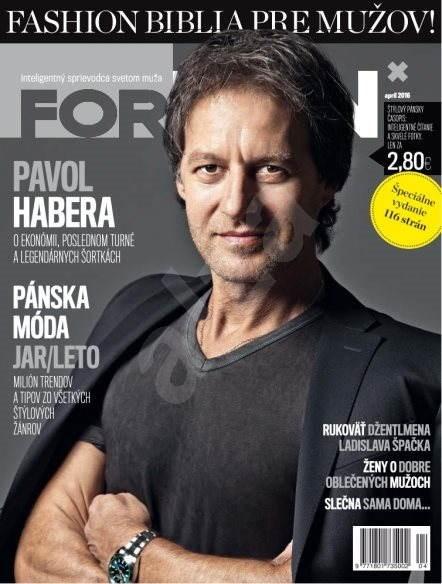 ForMen SK - 04/2016 - Elektronický časopis