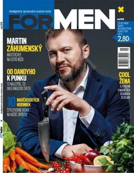 ForMen SK - 05/2016 - Elektronický časopis