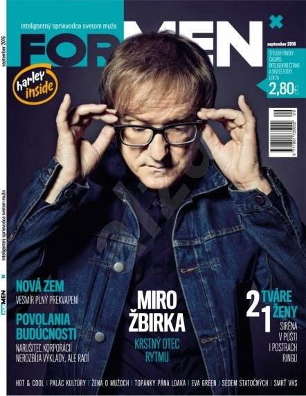 ForMen SK - 9/2016 - Elektronický časopis
