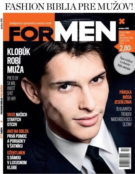 ForMen SK - 10/2016 - Elektronický časopis