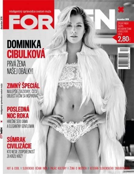 ForMen SK - 12/2016 - Elektronický časopis