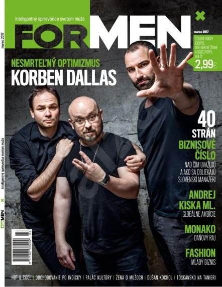 ForMen SK - 3/2017 - Elektronický časopis