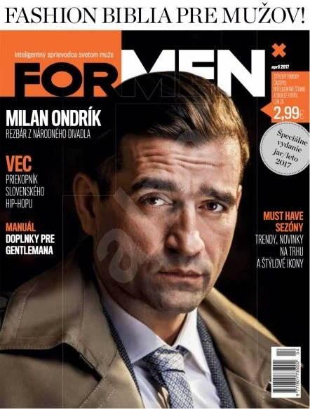 ForMen SK - 4/2017 - Elektronický časopis