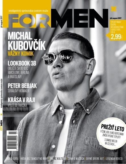 ForMen SK - 7-8/2017 - Elektronický časopis
