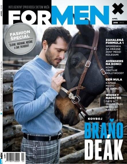 ForMen SK - 4/2018 - Elektronický časopis