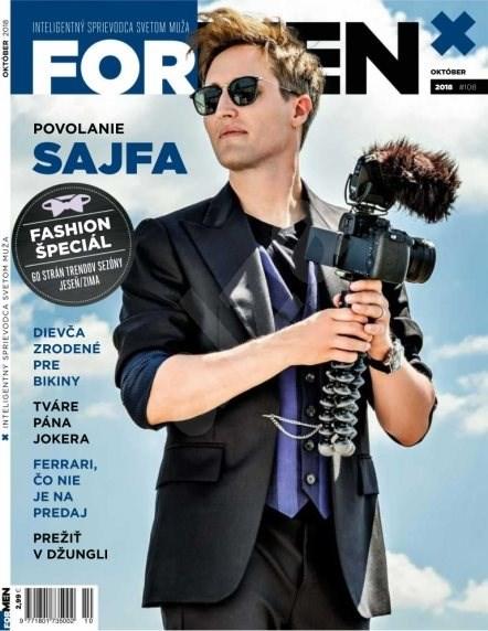 ForMen SK - 10/2018 - Elektronický časopis