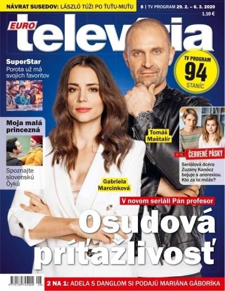 Eurotelevízia - 08/2020 - Elektronický časopis