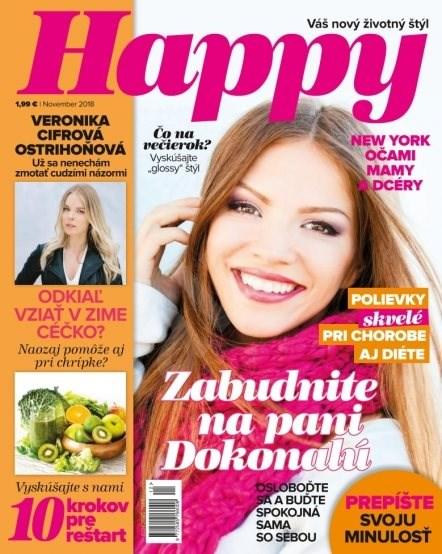 Happy - 11/2018 - Elektronický časopis