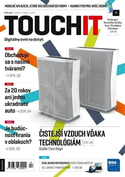 TOUCHIT - 4/2019 - Elektronický časopis