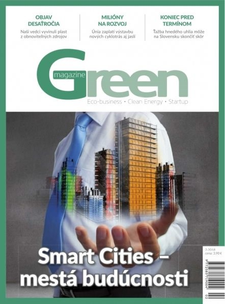 Green Magazine - 02/2018 - Elektronický časopis