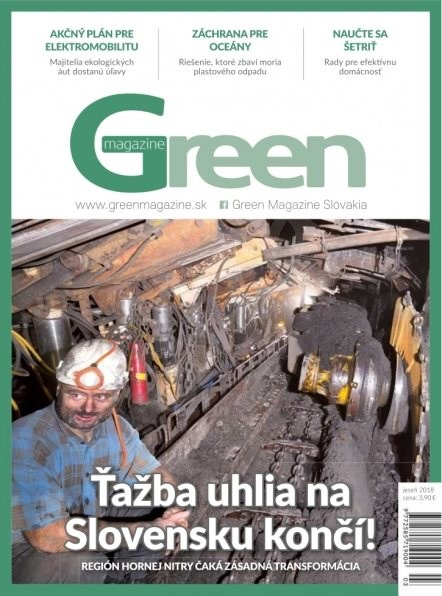 Green Magazine - 03/2018 - Elektronický časopis