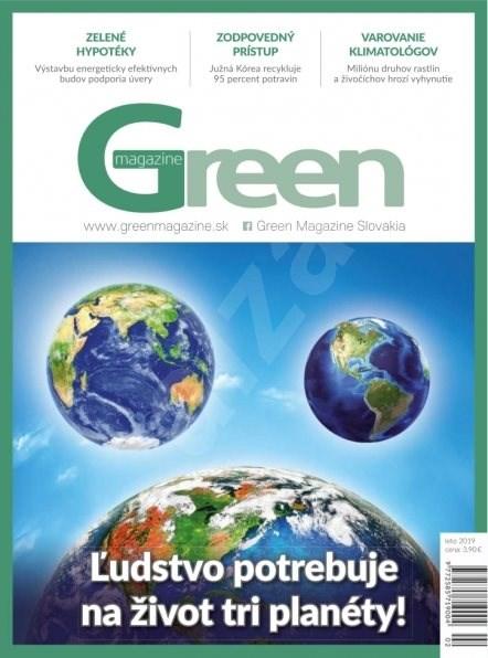 Green Magazine - 02/2019 - Elektronický časopis