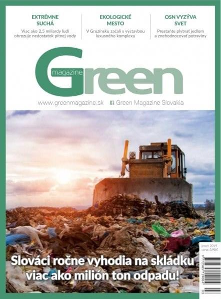 Green Magazine - 03/2019 - Elektronický časopis