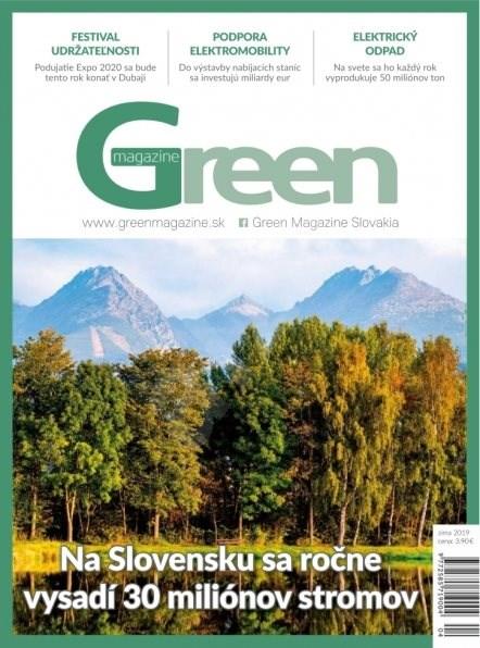 Green Magazine - 04/2019 - Elektronický časopis