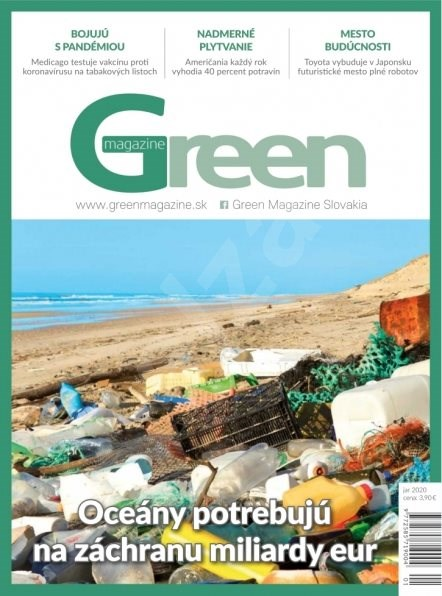 Green Magazine - 01/2020 - Elektronický časopis