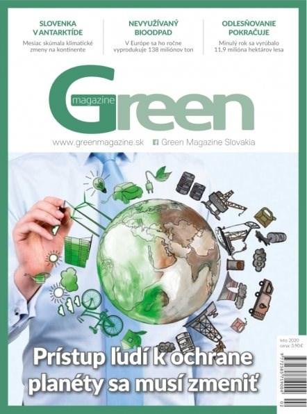 Green Magazine - 02/2020 - Elektronický časopis