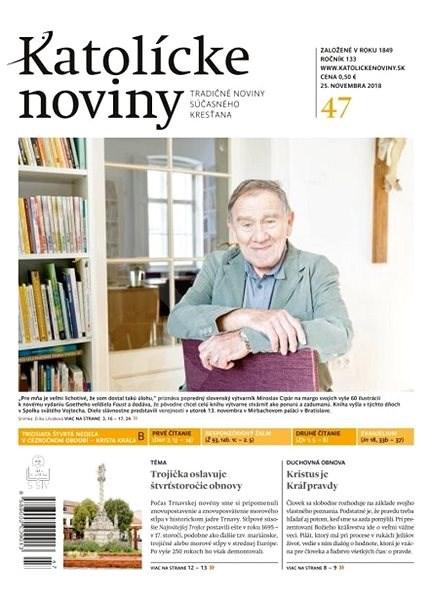 Katolícke noviny - 47/2018 - Elektronické noviny