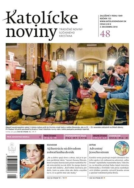Katolícke noviny - 48/2018 - Elektronické noviny