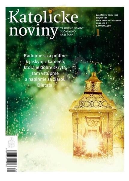 Katolícke noviny - 01/2019 - Elektronické noviny
