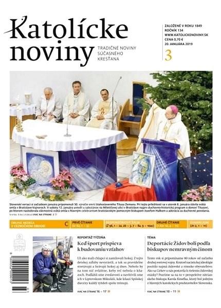 Katolícke noviny - 03/2019 - Elektronické noviny