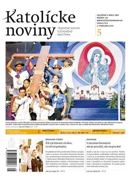 Katolícke noviny - 05/2019 - Elektronické noviny