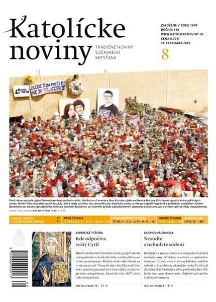 Katolícke noviny - 08/2019 - Elektronické noviny