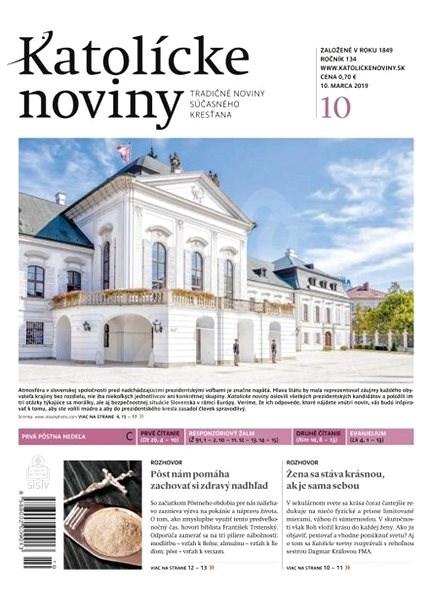Katolícke noviny - 10/2019 - Elektronické noviny