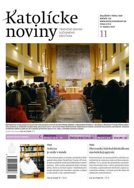 Katolícke noviny - 11/2019 - Elektronické noviny