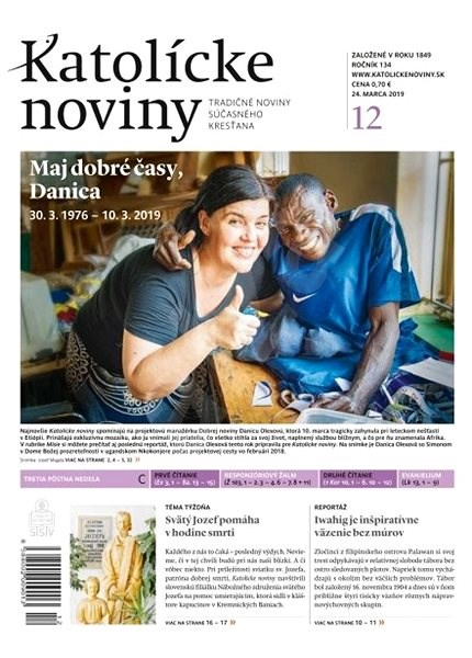 Katolícke noviny - 12/2019 - Elektronické noviny