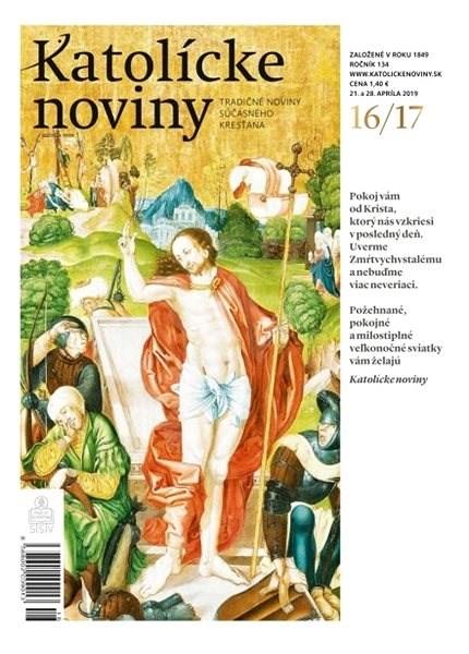 Katolícke noviny - 16-17/2019 - Elektronický časopis