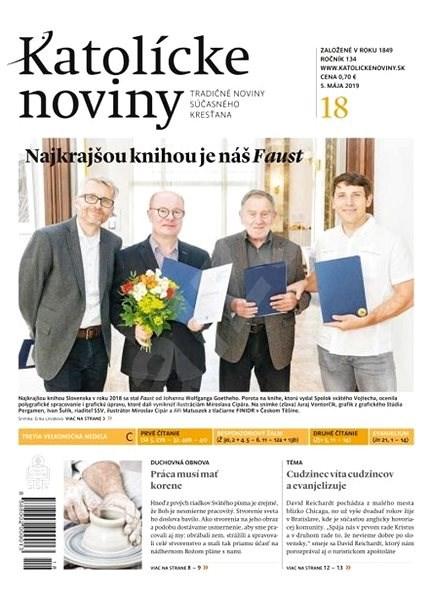 Katolícke noviny - 18/2019 - Elektronický časopis