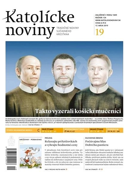 Katolícke noviny - 19/2019 - Elektronický časopis
