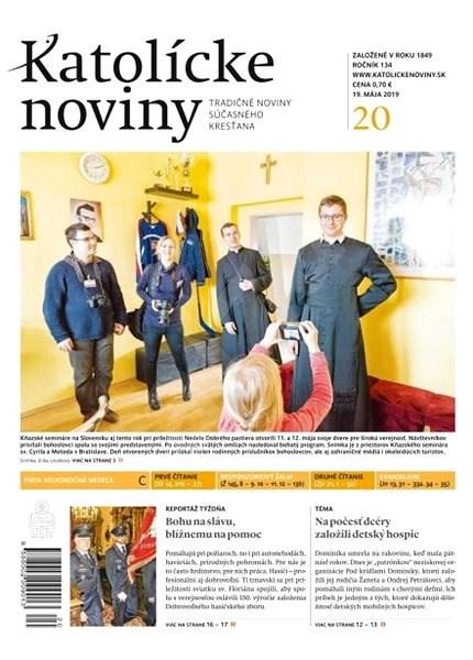 Katolícke noviny - 20/2019 - Elektronický časopis
