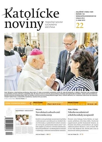 Katolícke noviny - 22/2019 - Elektronický časopis
