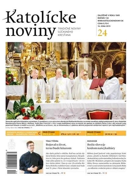 Katolícke noviny - 24/2019 - Elektronický časopis
