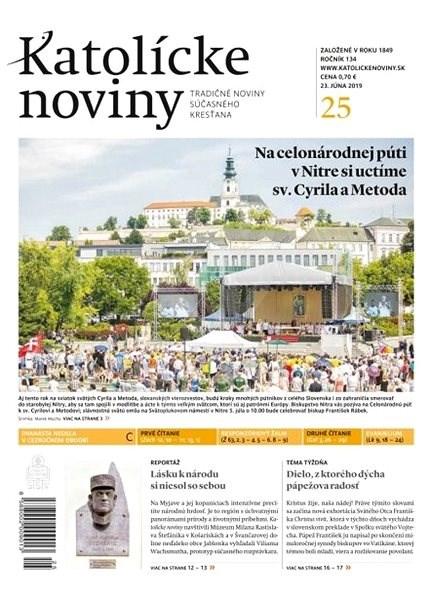 Katolícke noviny - 25/2019 - Elektronický časopis