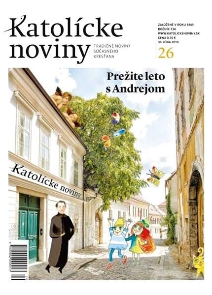 Katolícke noviny - 26/2019 - Elektronický časopis