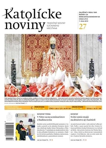 Katolícke noviny - 27/2019 - Elektronický časopis