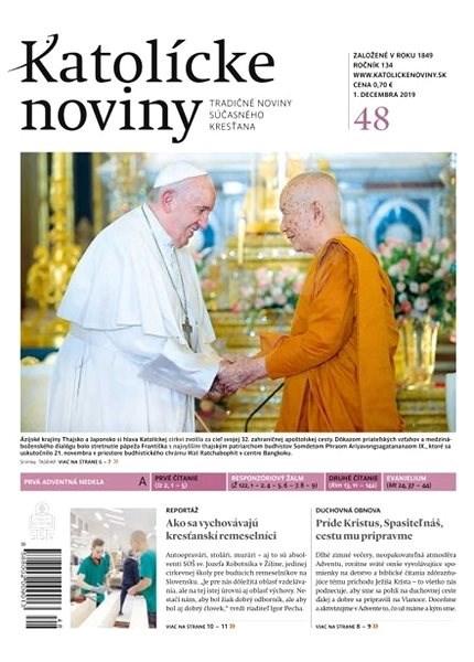 Katolícke noviny - 48/2019 - Elektronický časopis