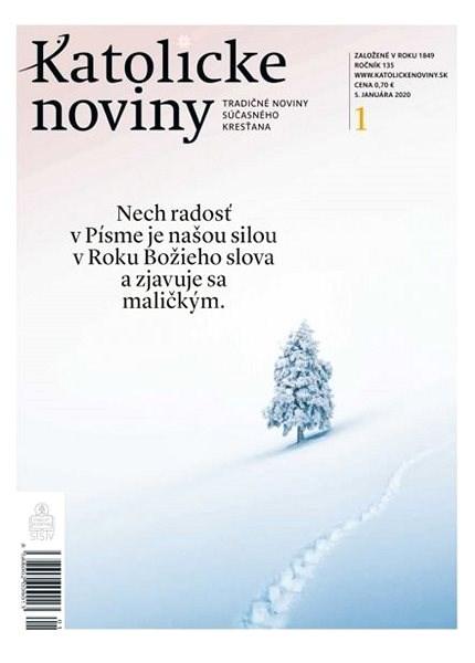 Katolícke noviny - 1/2020 - Elektronický časopis