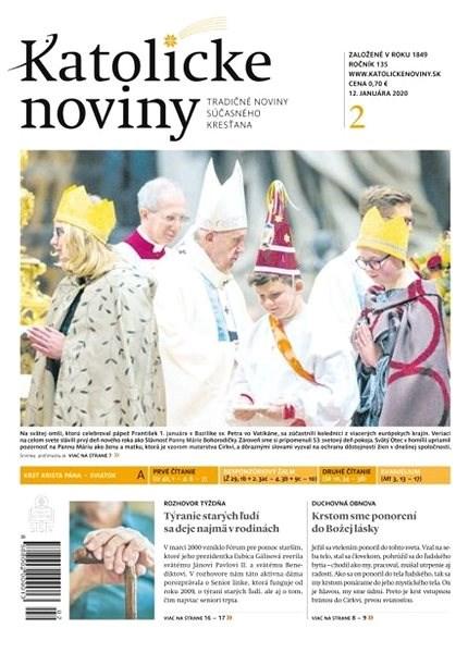 Katolícke noviny - 2/2020 - Elektronický časopis