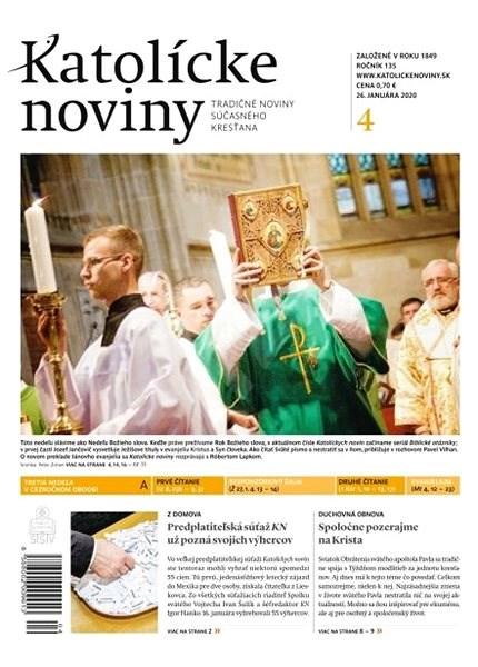 Katolícke noviny - 04/2020 - Elektronický časopis