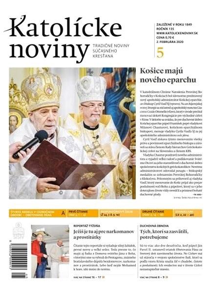Katolícke noviny - 05/2020 - Elektronický časopis