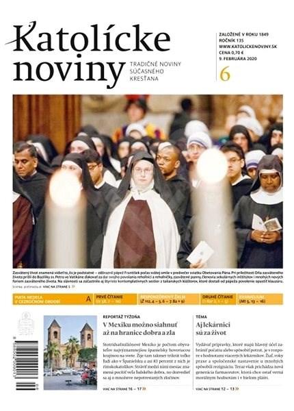 Katolícke noviny - 06/2020 - Elektronický časopis