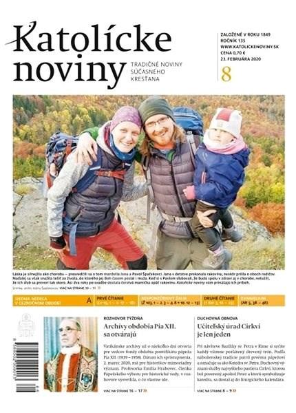 Katolícke noviny - 08/2020 - Elektronický časopis