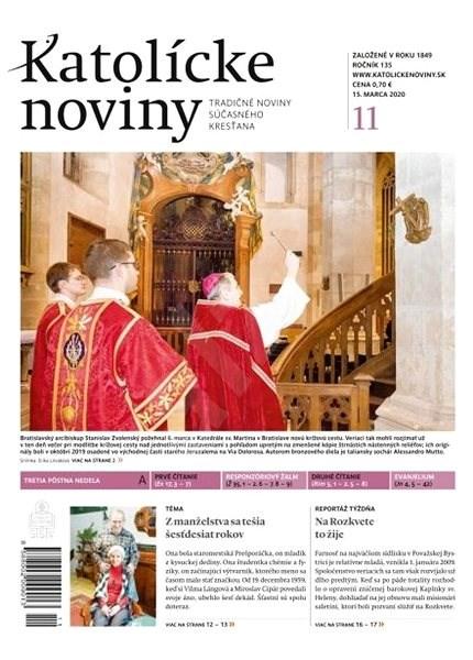 Katolícke noviny - 11/2020 - Elektronický časopis