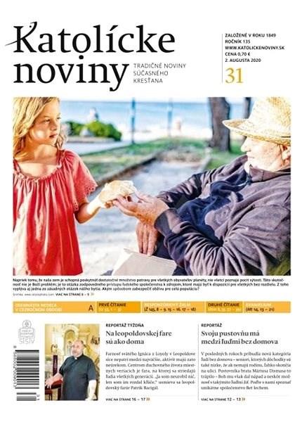 Katolícke noviny - 31/2020 - Elektronické noviny