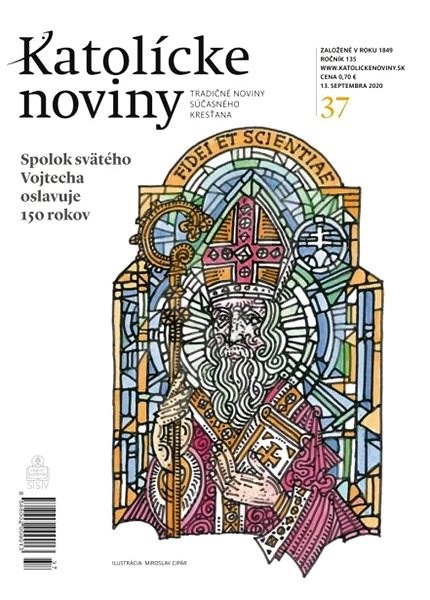Katolícke noviny - 37/2020 - Elektronické noviny